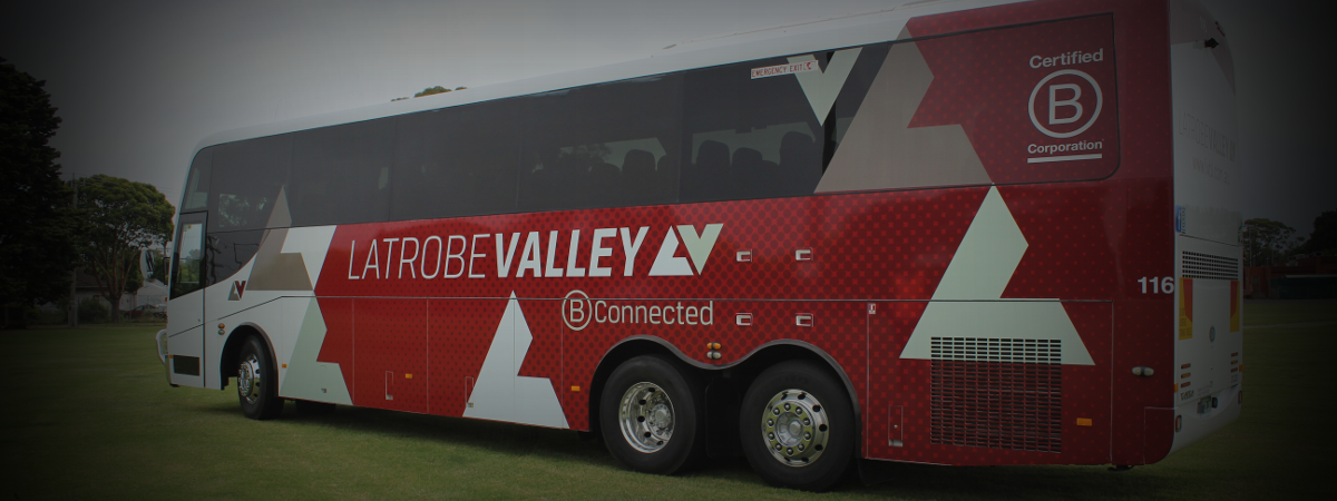 Latrobe Valley Bus Lines - B-Corp Bus