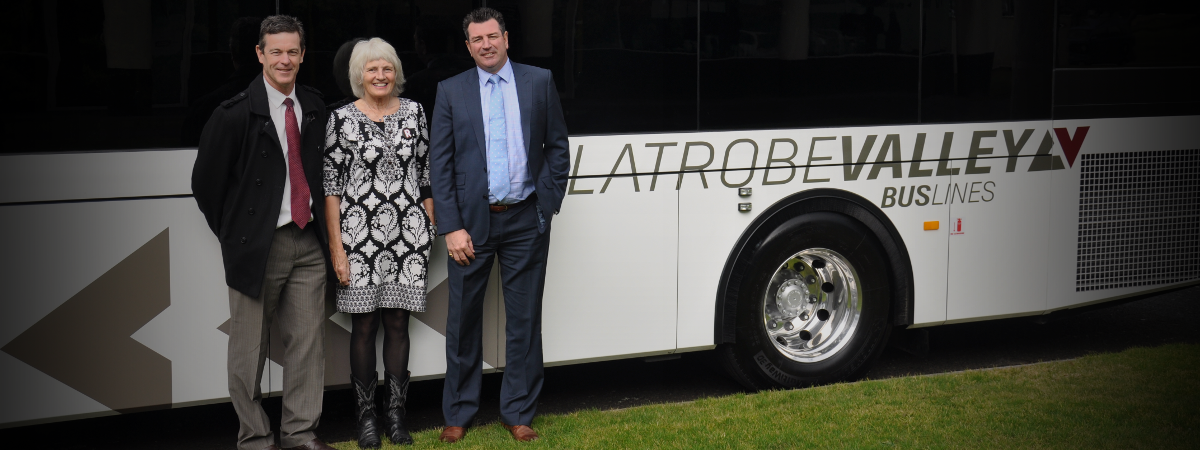 Latrobe Valley Bus Lines - Bus