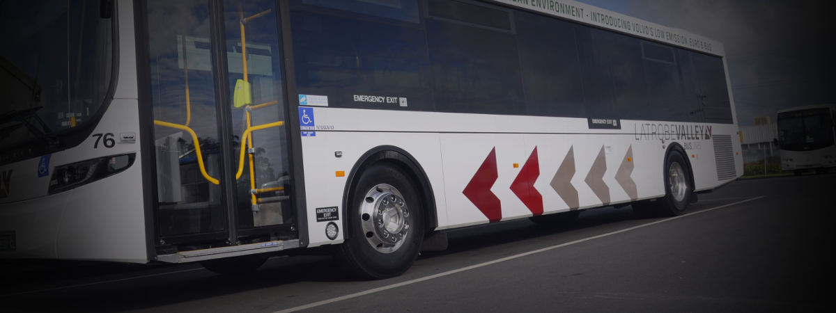 Latrobe Valley Bus Lines - Bus Timetable Charter School Bus